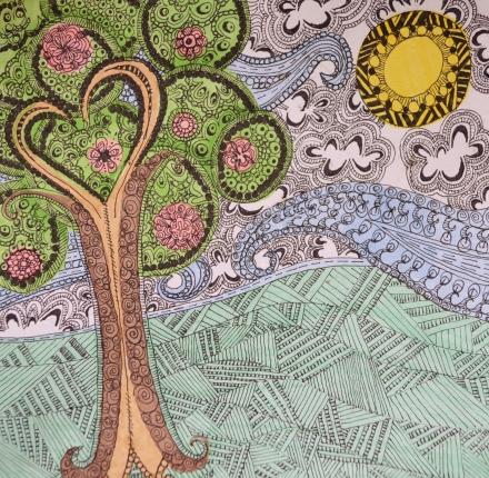 Zentangle Land