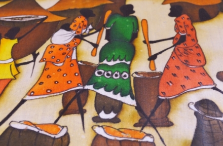 Painting from Uganda (2)