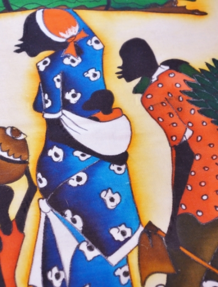 Painting from Uganda (3)